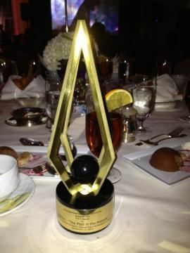 Bones SET award 2012