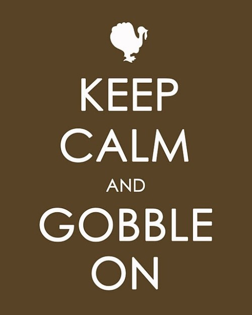 Happy Thanksgiving Studio followers and fans! We are thankful for you all! Gobble on!