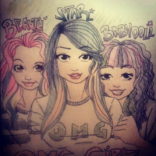 Roc Royal Cartoon Drawings