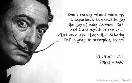 Salvador Dali Quotes Extraordinary Salvador Dalí Quotes Laughing Migy
