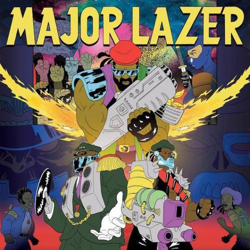 Major Lazer – Free the Universe (2013) Album Leak Download zip rar mp3