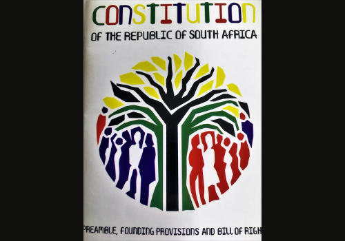 1996 - Constitution OSF-SA 25 years in South Africa
