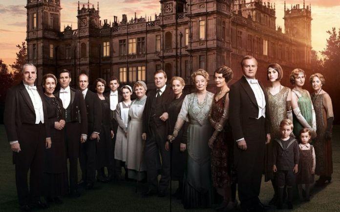 Resultado de imagem para Downton Abbey