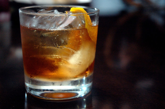 Rum Old Fashioned   Wine Enthusiast Magazine Rum Old Fashioned
