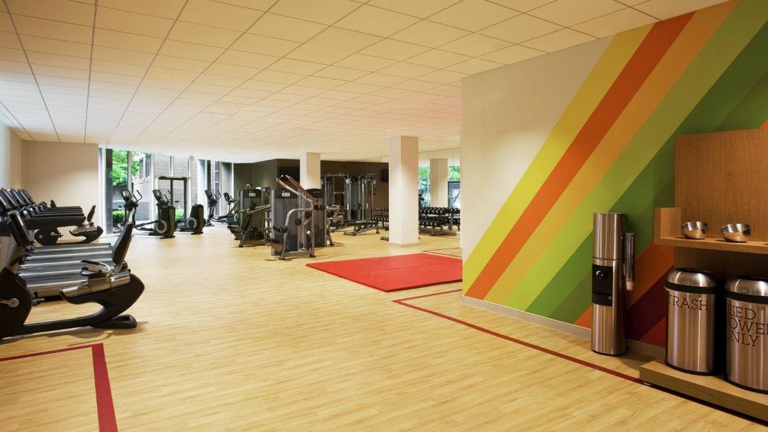Sheraton Tysons Hotel - Fitness Center