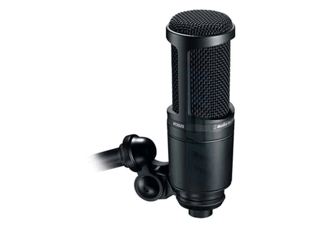 Audio-Technica-AT2020-Mic
