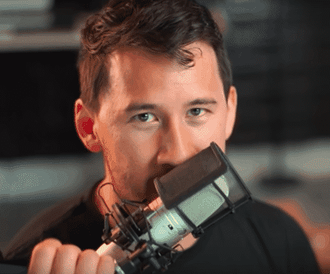 Markiplier-2019-Shure-Microphone