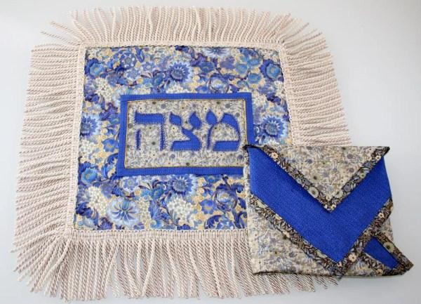 matzah cover and afikomen cloth