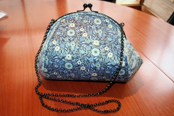 YSG! Florentine Teardrop Purse