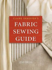 Fabric Sewing Guide, by Claire B. Shaeffer