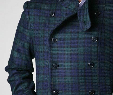 A coat for Moshe – Burdastyle #6039