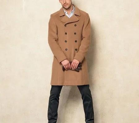 V8940 | Vogue Patterns mens coat