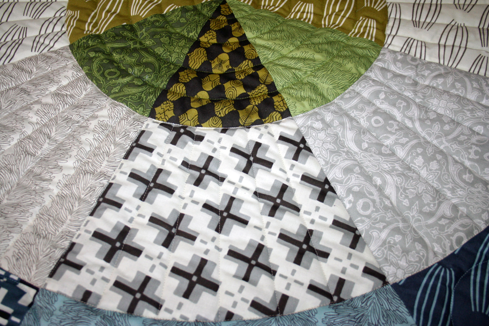 Moshe's Curious Nature Quilt - 05