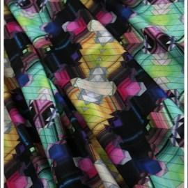 Neon Stretch - swimwear fabric