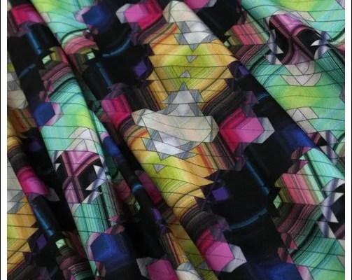 Neon Stretch – swimwear fabric