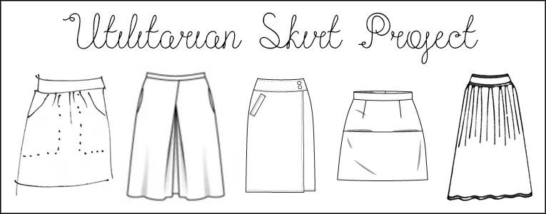 Utilitarian Skirt Project