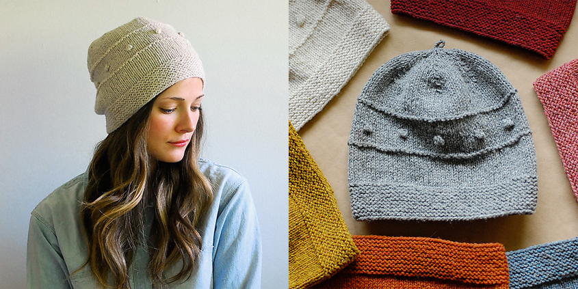 A hankering for knitted hats & mittens