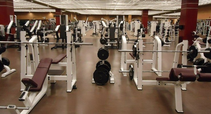 overcome your gym anxiety, gym fears, working out