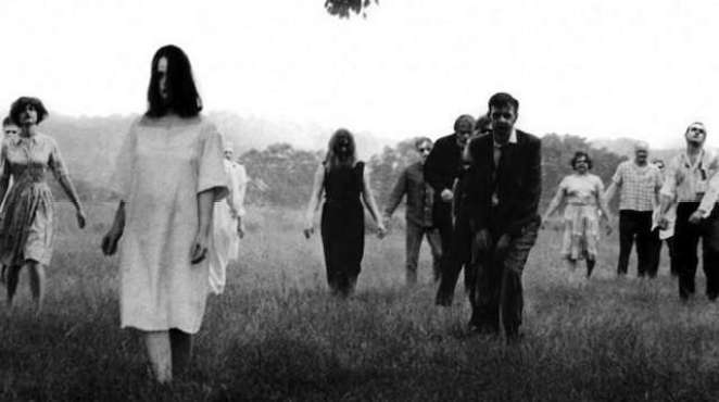 Zombies attack in 1968