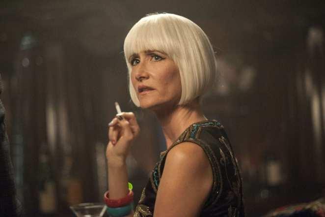 Diane is revealed in Twin Peaks