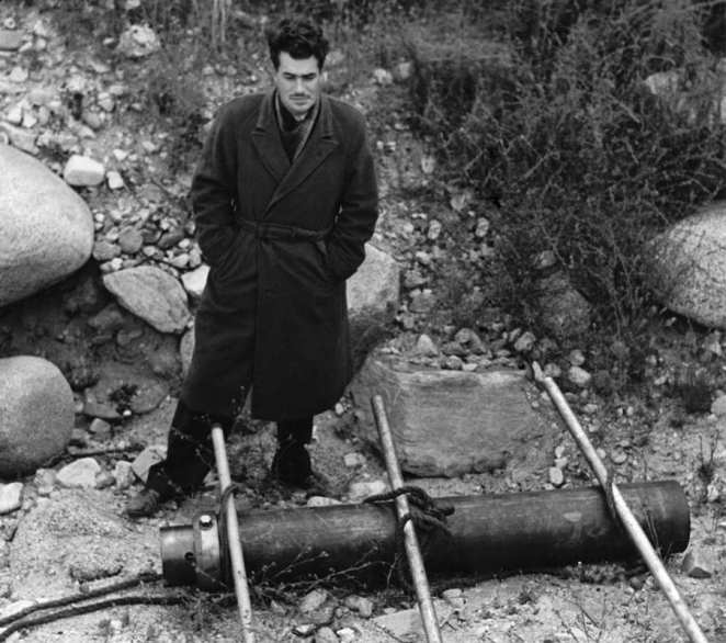 Jack Parsons at the Devils Gate