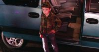 boy shooter outside his parents car twin peaks