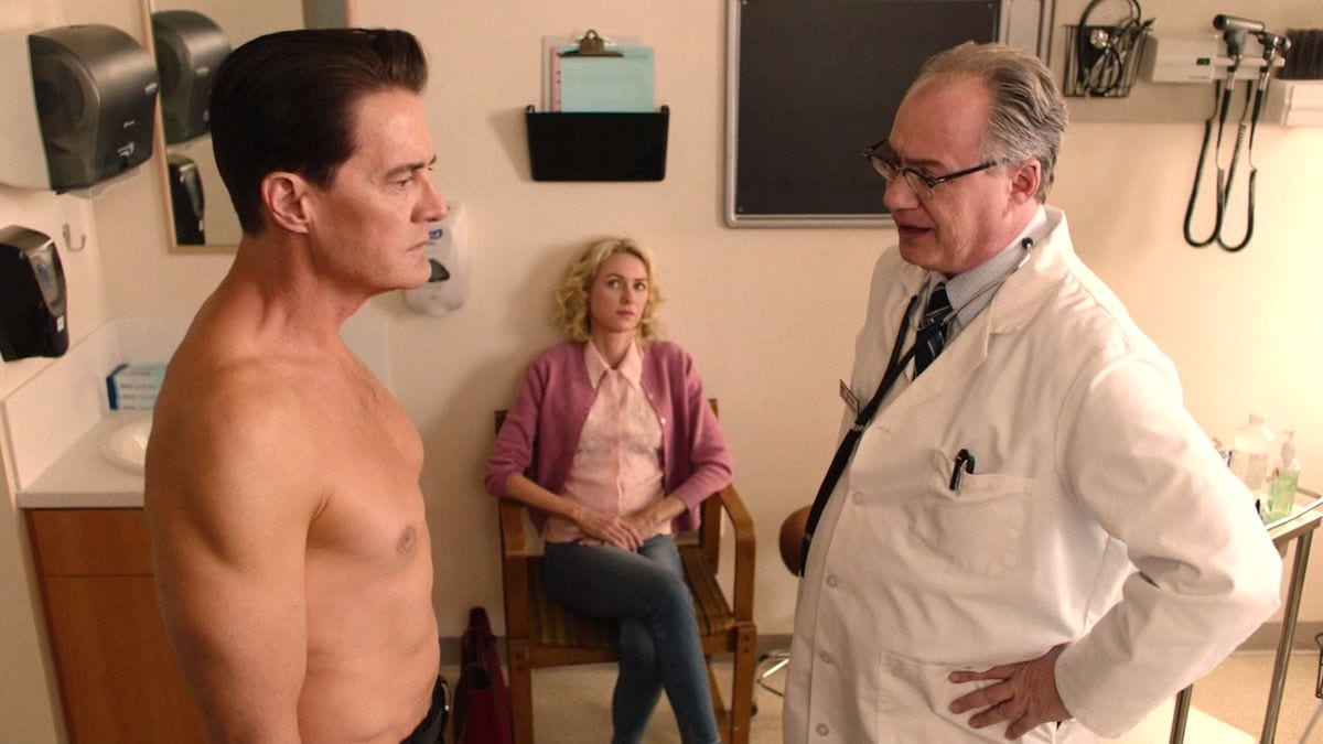Dougie Jones abs