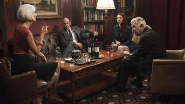 the blue rose task force drink wine