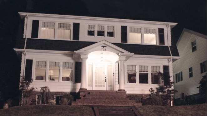the Palmer house
