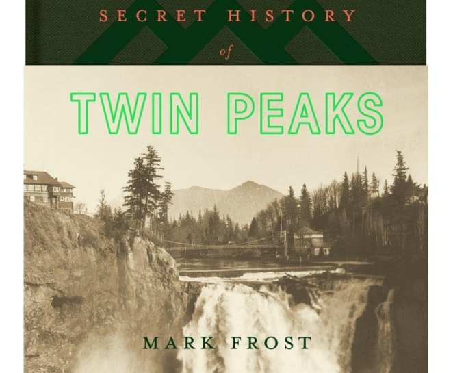 the secret history of twin peaks book cover