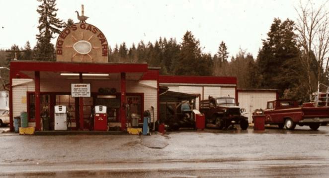 Big Eds Gas Farm Twin peaks