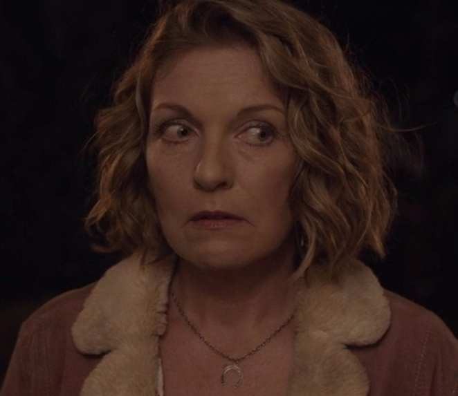 Carrie Page played by Sheryl Lee