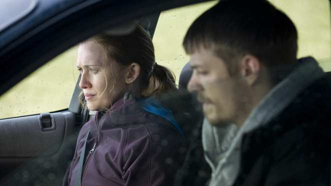 Linden and Holder open up to each other in The Killing