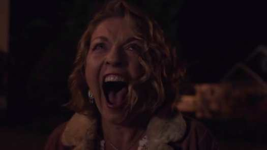 Carrie Paige, Laura Palmer, Sheryl Lee, Twin Peaks, The Return