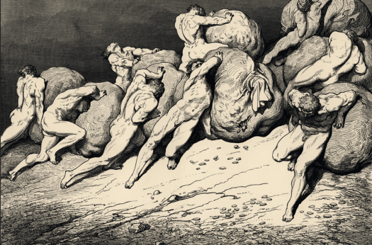 Myth of Sisyphus