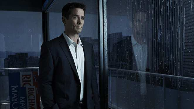 Billy Campbell stars in the first two seasons of The Killing
