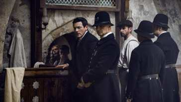 The Angel of Darkness Names Two New Cast Members | The Alienist