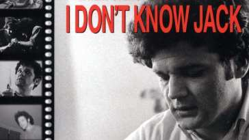 Front cover of I don't know Jack documentary