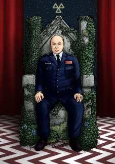 Major Briggs by Paul Hanley