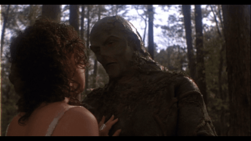Ray Wise as Swamp Thing