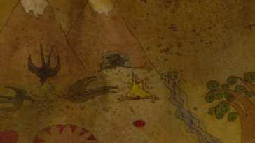 2 ravens shown on Hawks map