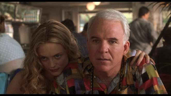 Heather Graham and Steve Martin