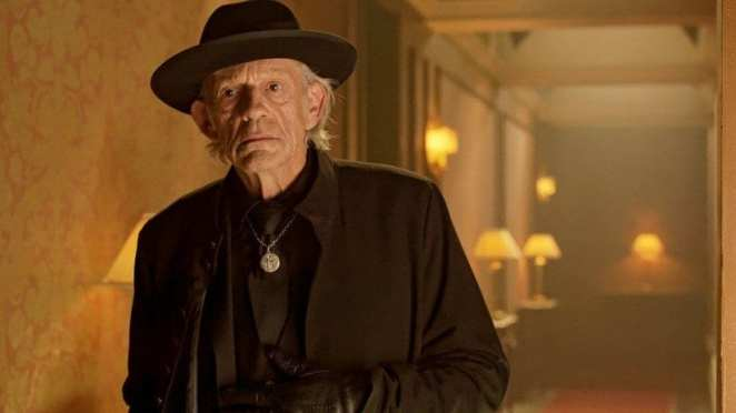 Christopher Lloyd in 12 Monkeys