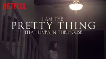 I am The Pretty Thing that Lives in the House cover