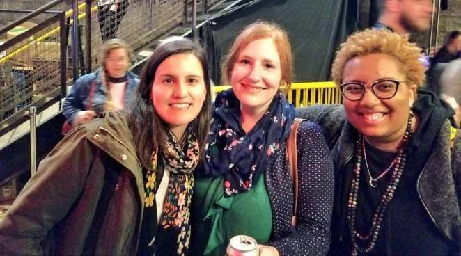 Bookhouse Babes at the Festival of Disruption