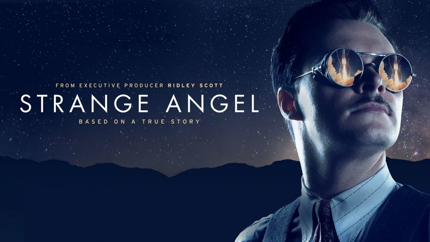 CBS All-Access: Strange Angel: Premier Review