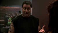 Frank Santorelli as Georgie in the Sopranos