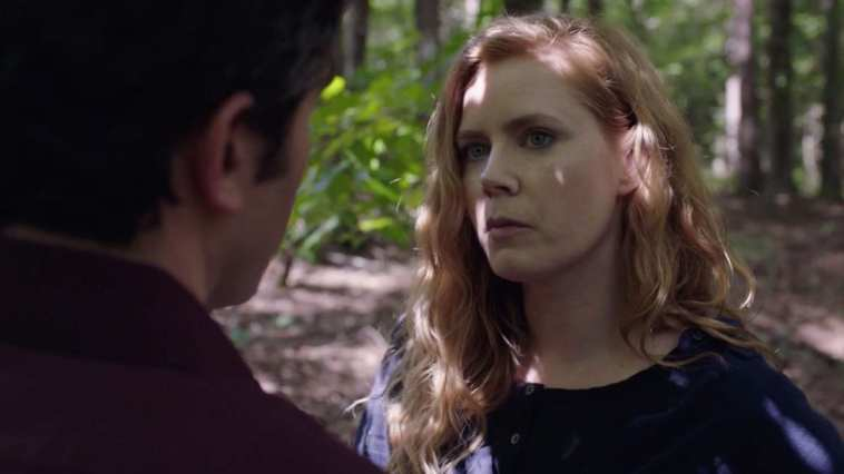 Camille played by Amy Adams in Sharp Objects
