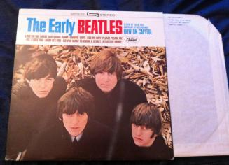 Proof: my first Beatles record...