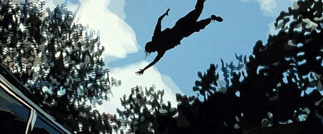 Waking Life - Richard Linklater's philosophically challenging arthouse movie.